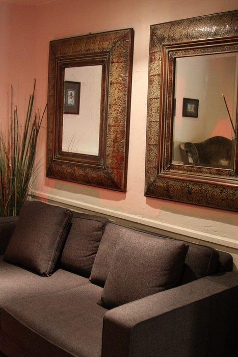 Deco Chambre Marron Beige : Déco salon beige et marron