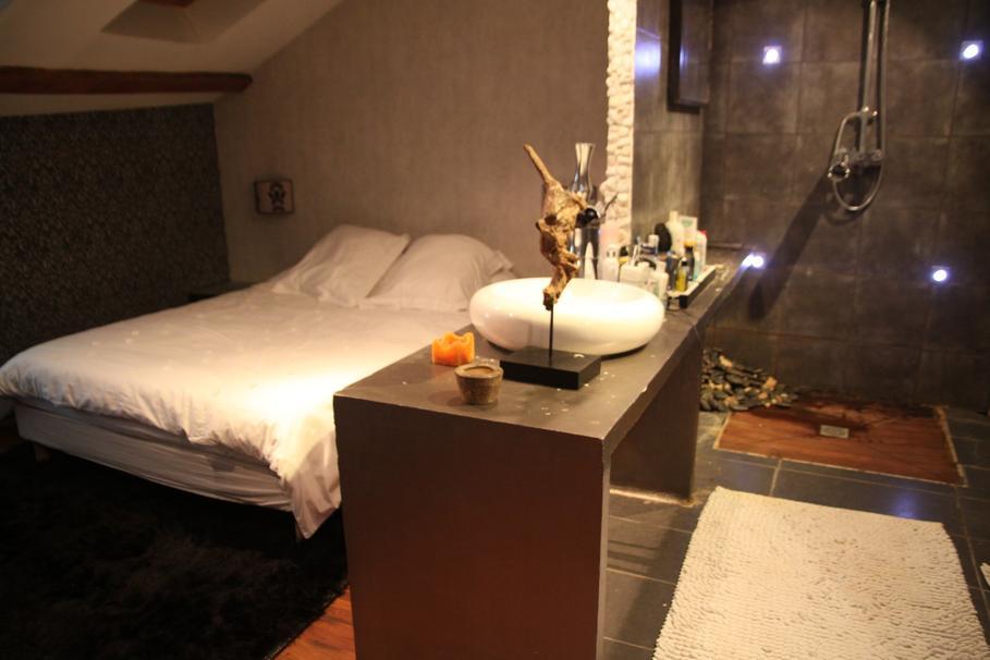 D coration appartement asiatique for Modele deco appartement