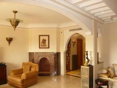 D coration appartement au maroc for Modele deco appartement
