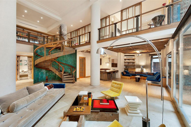 D coration appartement duplex for Exemple deco appartement