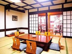 D coration appartement japonais for Salle a manger japonaise