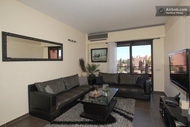 d coration appartement marocaine moderne