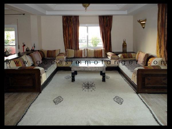 Beau Décoration Appartement Marocaine Moderne