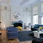 décoration appartement mur blanc