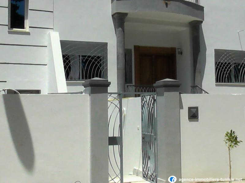 Decoration Villa En Tunisie : Maison tunisienne decoration exterieur