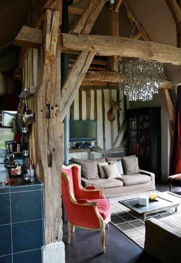 D coration maison rustique for Maison rustique