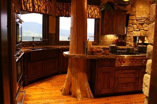 d coration maison rustique. Black Bedroom Furniture Sets. Home Design Ideas