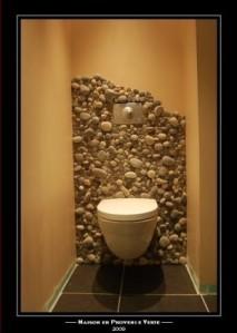 belle décoration maison wc design
