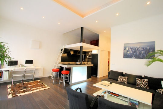 D co pour appartement for Decoration interieure appartement