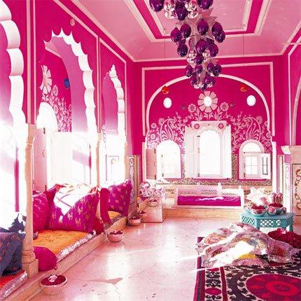 Deco salon hindou for Salon deco la rochelle