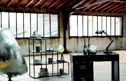 Deco salon style urbain for Decoration maison urbain
