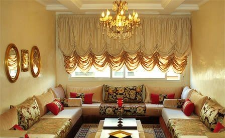 Stunning Salon Marocain Moderne Tunisie Pictures - Awesome ...