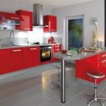 cuisine rouge alinea