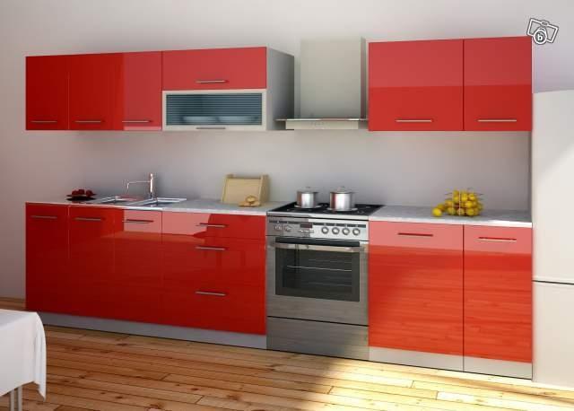 2 cuisine rouge occasion - Cuisine Rouge Occasion