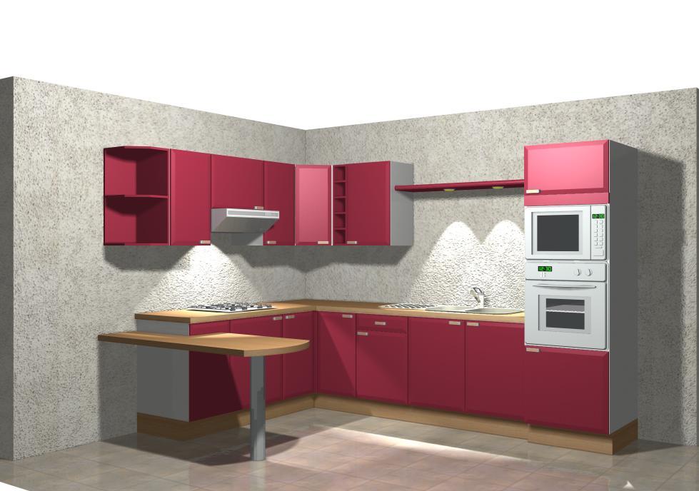 Cuisine rouge promo - Deco maison discount ...