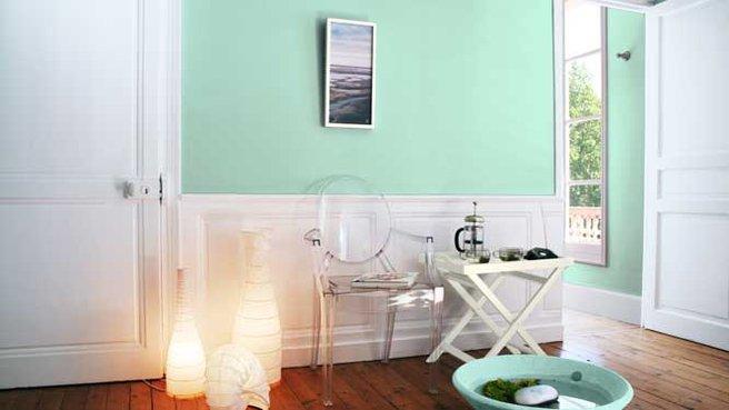 cuisine vert pastel. Black Bedroom Furniture Sets. Home Design Ideas
