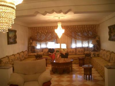 décoration maison arabe