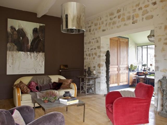 Best Maison De Campagne Moderne With Cuisine Maison De Campagne