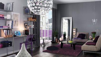 d co maison couleur tendance. Black Bedroom Furniture Sets. Home Design Ideas
