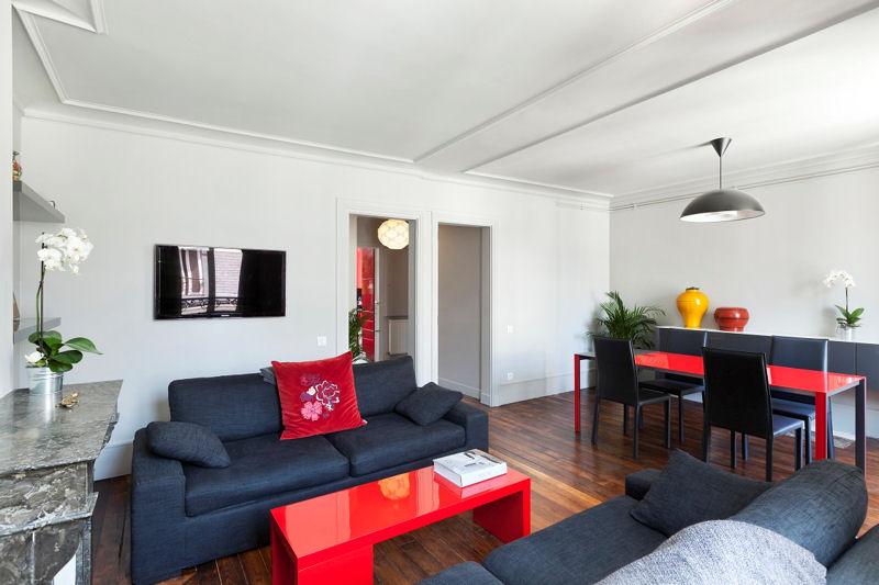 Deco Salon Gris Et Rouge Stunning Your With Deco Salon Gris Et