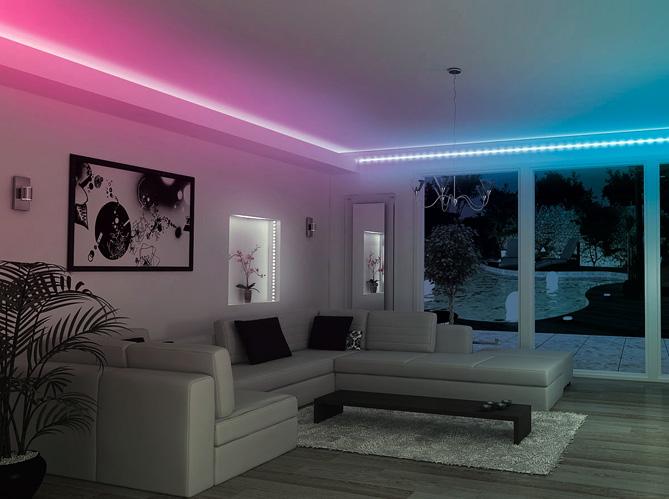 d co maison led. Black Bedroom Furniture Sets. Home Design Ideas