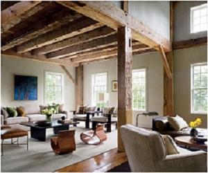 d co maison rustique moderne. Black Bedroom Furniture Sets. Home Design Ideas
