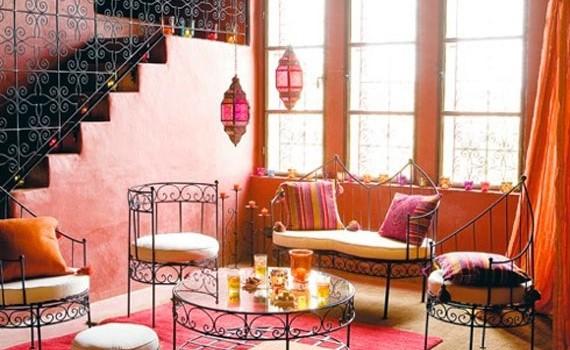 D coration maison a la marocaine for Les decorations de maison