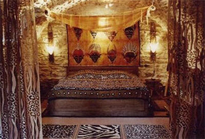 Stunning Idee Deco Chambre Style Africain Pictures - Awesome ...