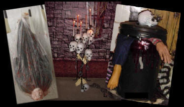 D coration maison hant e halloween - Decoration halloween maison hantee ...