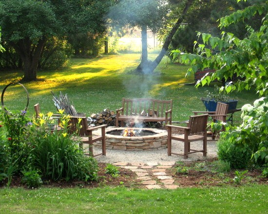 D coration maison jardin - Decor jardin maison pau ...