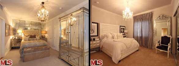 Deco chambre kim kardashian avec des id es for Decoration maison khloe kardashian