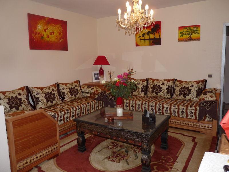 Salle De Bain Marocaine Deco : modèle décoration maison marocaine .