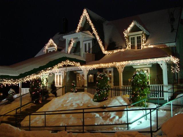 Video Maison Decoration De Noel Exterieur