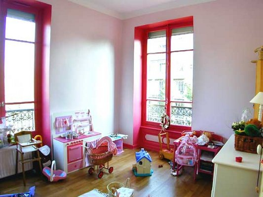 D coration maison peinture for Photo decoration