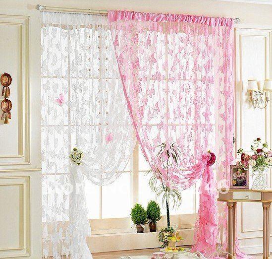 decoration maison rideaux fenetre