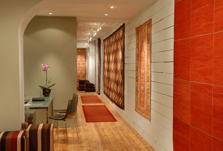aménagement décoration maison turque