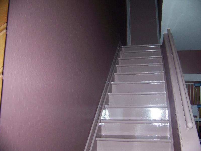Ide Peinture Escalier Excellent Idee Peinture Escalier Racnovation