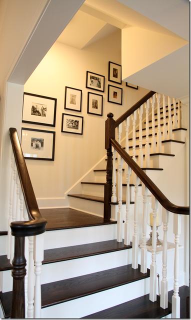 Photo deco cage escaliers - Photo Déco