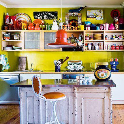 deco cuisine originale. Black Bedroom Furniture Sets. Home Design Ideas