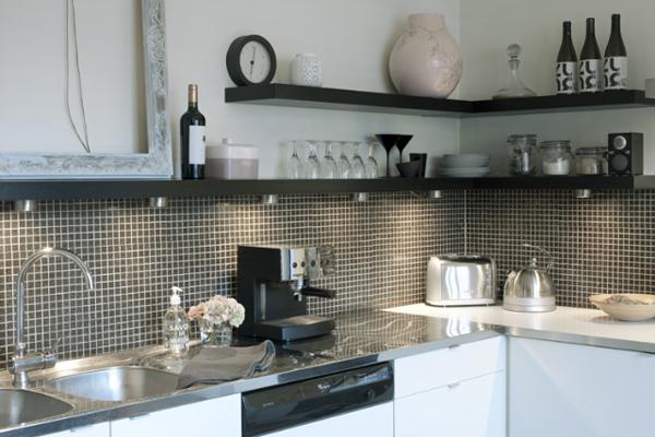 Deco cuisine salon sejour for Deco de cuisine romantique