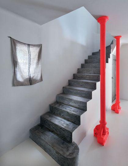 Deco escalier beton - Escalier beton moderne ...