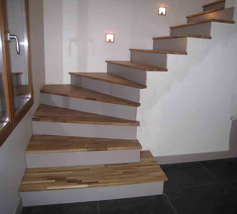 deco escalier beton. Black Bedroom Furniture Sets. Home Design Ideas