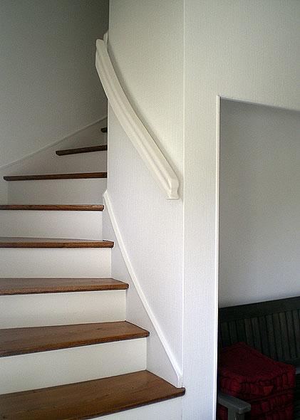 Deco escalier dinterieur - Idee deco pour escalier ...