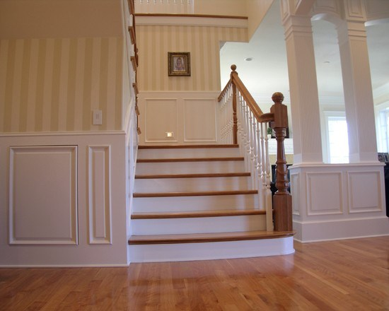 Beautiful Decoration Escalier D Interieur Pictures - Yourmentor ...