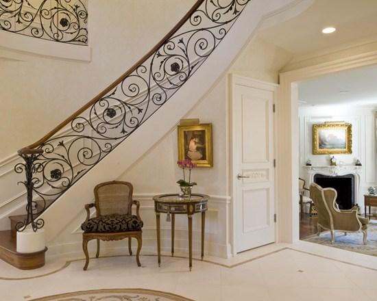 belle deco escalier maison