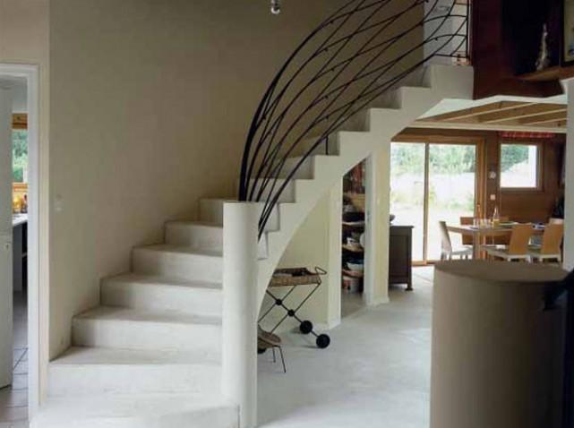 Photo deco escalier maison - Photo Déco