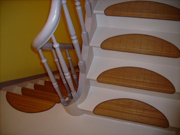 Deco escalier peinture for Peinture pour escaliers