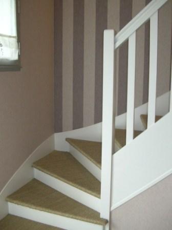 Deco escalier peinture - Peinture pour escalier ...