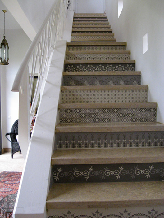 Exemple Deco Escalier Photo