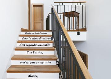 aménagement deco escaliers - Photo Déco